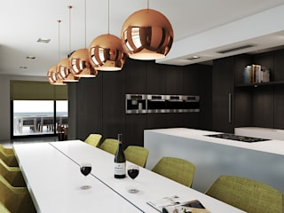 Kitchen by Designa Interieur & Architectuur BNA, Modern