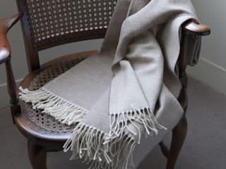 Andes Alpaca Throw: classic  by The Biggest Blanket Company, Classic