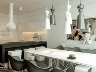 Kitchen by Ludwinowska Studio Architektury