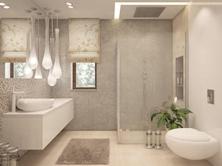 modern Bathroom by Ludwinowska Studio Architektury