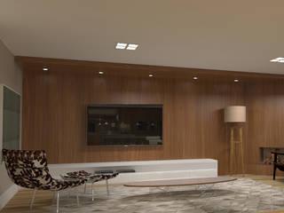 PI-MC por Dantas Arquitetura Moderno