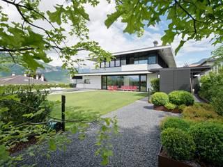 MITTE IN DEN BERGEN Moderner Garten von Ecologic City Garden - Paul Marie Creation Modern