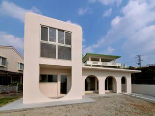 プラソ建築設計事務所 Rumah Modern
