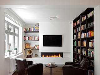 Living room by Innendesigner Kemper & Düchting GmbH,