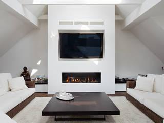 Sala multimediale in stile classico di Innendesigner Kemper & Düchting GmbH Classico