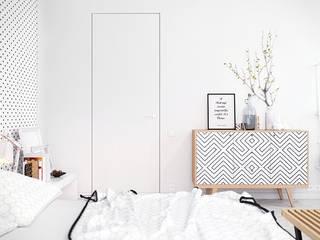 Bedroom by арх бюро Edifico
