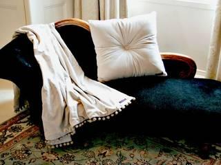 Belinda Velvet Throws: classic  by Ragged Rose, Classic