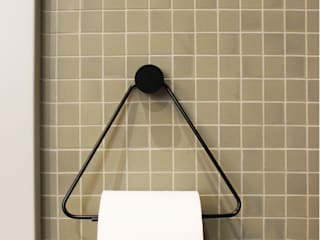 Entre Led e Design BathroomFittings Keramik Black
