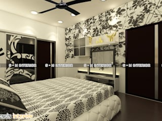 BEDROOM DESIGN: modern  by Shubh Mania Interior,Modern