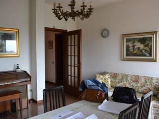 Interior design abitazione privata Soggiorno classico di WE MAISON Classico