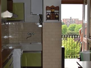 Interior design abitazione privata Cucina in stile classico di WE MAISON Classico