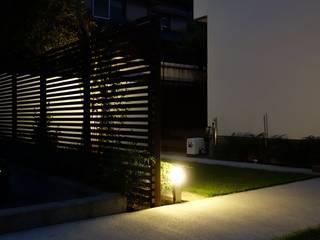 エクステリア&ガーデン 埼玉県川越市: NOD GARDENが手掛けた庭です。