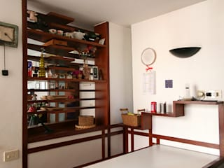 Kitchen by PARIS PASCUCCI ARCHITETTI