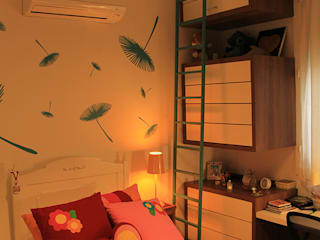 Chambre d'enfant de style  par Julia Queima Arquitetura