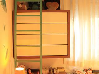 Chambre d'enfant moderne par Julia Queima Arquitetura Moderne