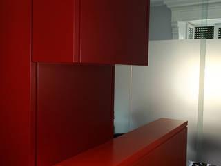 Ristrutturazione interna studio Studio moderno di PARIS PASCUCCI ARCHITETTI Moderno