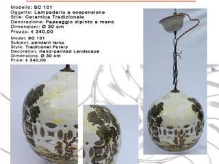 LAMPADARIO:  in stile  di architANDarte
