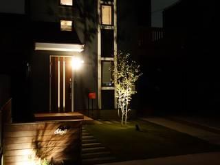 エクステリア&ガーデン 埼玉県上尾市: NOD GARDENが手掛けた庭です。