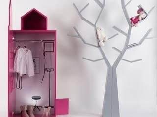 Regał - drzewo: styl , w kategorii  zaprojektowany przez LemonKid