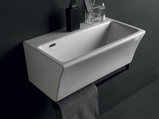 Xilon S.r.l. BathroomSinks Ceramic White