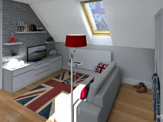 MJ Intérieurs Living room