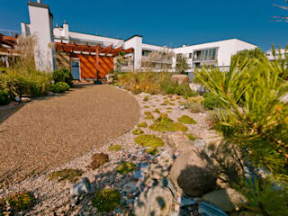 Ogród na dachu od HADIKA