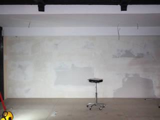 Illusionsmalerei I Wandmalerei Weinkeller im Restaurant Divino in Celle von fialkowske design Ausgefallen