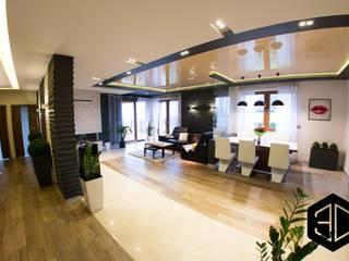Гостиная в стиле модерн от 3D STUDIO Модерн