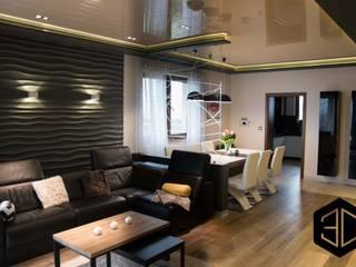 Modern living room by 3D STUDIO Modern