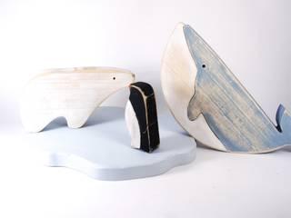 Jouet en bois - Animaux de la banquise par Remond Brice Classique