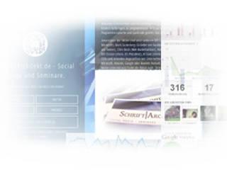 Social Media & Website erstellen von Schrift-Architekt.de