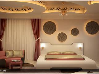 Bedroom Premdas Krishna Asian style bedroom