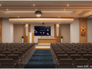 Palais des congrès classiques par Premdas Krishna Classique