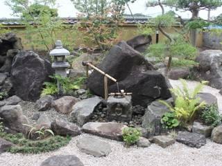 Jardines de estilo asiático de (株)大平造園土木 Asiático