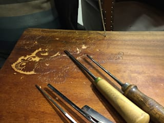 wood oriental Murat Topuz Atelier Endüstriyel