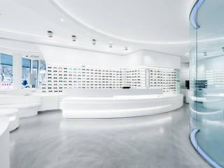 Espacios comerciales de estilo  por Philip Gunkel Photographie, Moderno