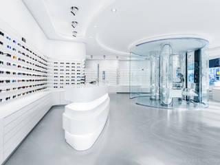 Zeiss Relaxed Vision Center Berlin Moderne Ladenflächen von Philip Gunkel Photographie Modern