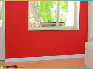 Pintura Piso 70m2 Pintores Madrid Salones de estilo moderno