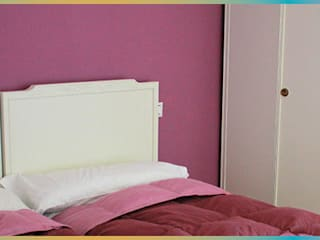 Pintura Piso 70m2 Pintores Madrid Dormitorios de estilo moderno