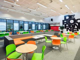 โรงเรียน โดย Tim Knubben | Architectural Designer, โมเดิร์น