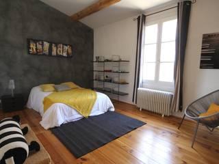 Chambre après rénovation par Laurence champey