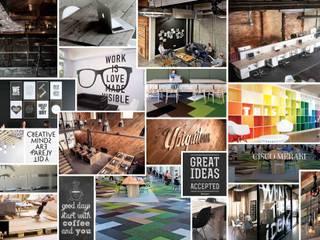 อาคารสำนักงาน โดย Tim Knubben | Architectural Designer, โมเดิร์น