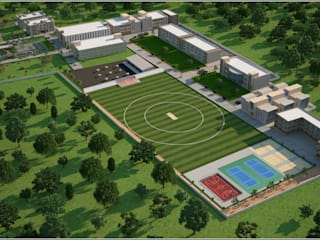 VIDHYADEEP COLLEGE CAMPUS:  Schools by INCEPT DESIGN SERVICES