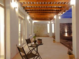 CASA BP: Casas de estilo  por FORMA Arquitectura & Diseño