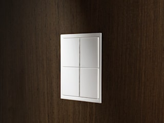 LS ZERO - Zeitlos, elegant und konsequent Minimalistische Badezimmer von ALBRECHT JUNG GMBH & CO. KG Minimalistisch