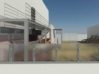 remodelacion palermo buenos aires Balcones y terrazas modernos: Ideas, imágenes y decoración de sm arquitectura Moderno