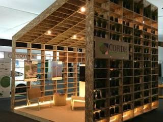 NIKOLAS BRICEÑO arquitecto Exhibition centres