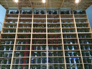 Centre d'expositions de style  par NIKOLAS BRICEÑO arquitecto, Moderne