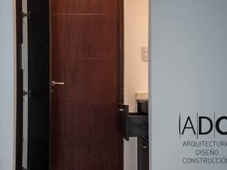 Obra Nueva – Baños – Bº Pº Martin Fierro – Yerba Buena:  de estilo  por ADC - ARQUITECTURA - DISEÑO- CONSTRUCCION