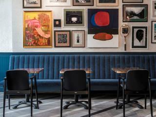 Bar & Klub Modern Oleh Ag Wnuk Modern